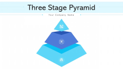 Three Stage Pyramid Corporate Level Ppt PowerPoint Presentation Complete Deck With Slides