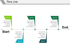 Time Line Ppt PowerPoint Presentation Ideas Guidelines