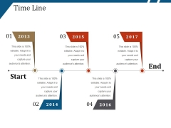 Time Line Ppt PowerPoint Presentation Ideas Templates