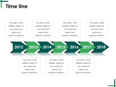 Time Line Ppt PowerPoint Presentation Outline Graphics Pictures