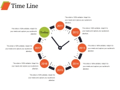 Time Line Ppt PowerPoint Presentation Outline Icons