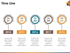 Time Line Ppt PowerPoint Presentation Pictures Example