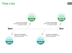 Time Line Ppt PowerPoint Presentation Portfolio