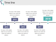 Time Line Ppt PowerPoint Presentation Summary Good