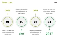 Time Line Ppt PowerPoint Presentation Summary Themes