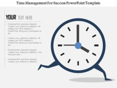 Time Management Free PowerPoint Slide