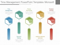 Time Management Powerpoint Templates Microsoft