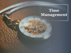 Time Management Ppt PowerPoint Presentation Complete Deck With Slides