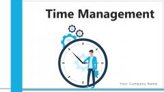 Time Management Time Optimization Ppt PowerPoint Presentation Complete Deck