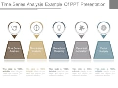 Time Series Analysis Example Of Ppt Presentation