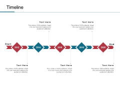 Timeline 2012 To 2020 Ppt PowerPoint Presentation File Maker