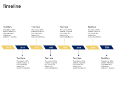 Timeline 2013 To 2020 Ppt PowerPoint Presentation Outline Backgrounds