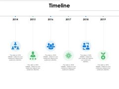 Timeline 2014 To 2019 Ppt PowerPoint Presentation Visuals