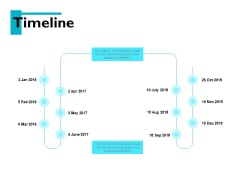 Timeline 2016 To 2019 Ppt PowerPoint Presentation Slides Designs