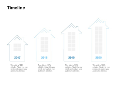 Timeline 2017 To 2020 Ppt PowerPoint Presentation Outline Icons