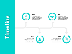 Timeline 4 Stage Process Ppt PowerPoint Presentation Infographic Template Brochure