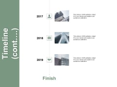 Timeline Cont Three Years Process Ppt PowerPoint Presentation Portfolio Slide Portrait