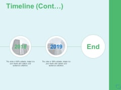 Timeline Cont Year Ppt PowerPoint Presentation Professional Format