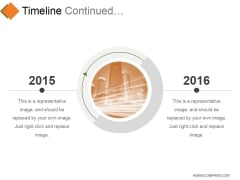 Timeline Continued Template 2 Ppt PowerPoint Presentation Infographics Objects