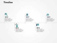Timeline Five Years Process Ppt PowerPoint Presentation Professional Infographics