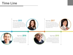 Timeline For Professional Introduction Display Powerpoint Slides