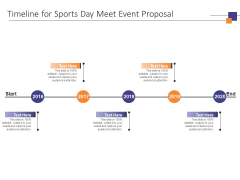 Timeline For Sports Day Meet Event Proposal Ppt PowerPoint Presentation Inspiration Background Images
