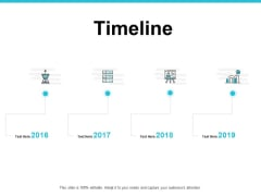Timeline Four Year Process Ppt PowerPoint Presentation File Layout
