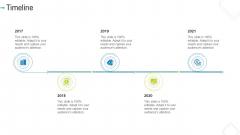 Timeline Portrait PDF
