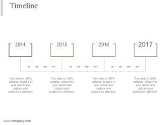 Timeline Ppt PowerPoint Presentation Design Ideas