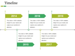 Timeline Ppt PowerPoint Presentation File Master Slide