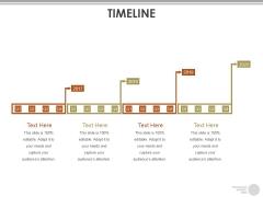 Timeline Ppt PowerPoint Presentation File Model