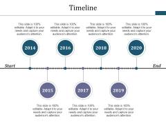 Timeline Ppt PowerPoint Presentation File Slides