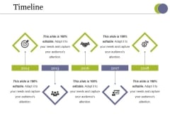 Timeline Ppt PowerPoint Presentation Gallery Elements