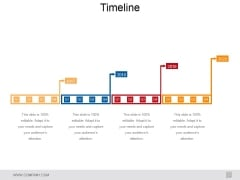 Timeline Ppt PowerPoint Presentation Gallery Topics