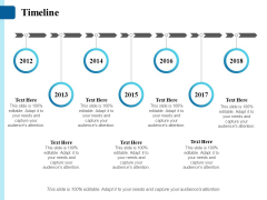 Timeline Ppt PowerPoint Presentation Icon Influencers