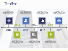 Timeline Ppt PowerPoint Presentation Icon Layout