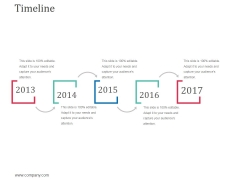 Timeline Ppt Powerpoint Presentation Ideas Graphics Design