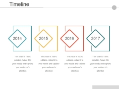 Timeline Ppt PowerPoint Presentation Ideas Template