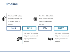 Timeline Ppt PowerPoint Presentation Infographic Template Gallery