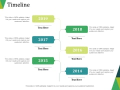 Timeline Ppt PowerPoint Presentation Infographic Template Layout Ideas