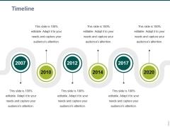timeline ppt powerpoint presentation inspiration format