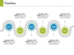 Timeline Ppt PowerPoint Presentation Inspiration Professional