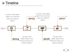 Timeline Ppt PowerPoint Presentation Layouts Grid