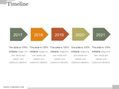 Timeline Ppt PowerPoint Presentation Outline