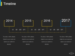 Timeline Ppt PowerPoint Presentation Pictures Layout Ideas