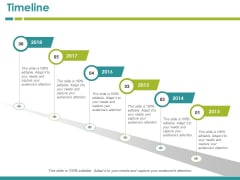 Timeline Ppt PowerPoint Presentation Portfolio Graphics Example