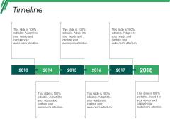 Timeline Ppt PowerPoint Presentation Portfolio Influencers