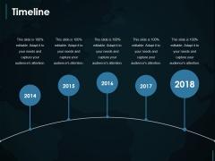 Timeline Ppt PowerPoint Presentation Show Aids