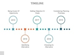 Timeline Ppt PowerPoint Presentation Show