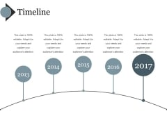 Timeline Ppt PowerPoint Presentation Slide Download